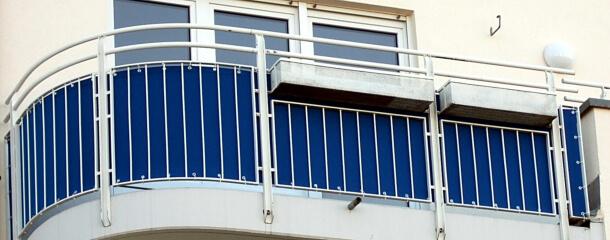 balkonverkleidung balkonverkleidungen nach ma gefertigt. Black Bedroom Furniture Sets. Home Design Ideas