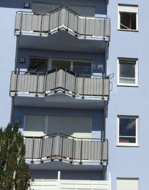 Balkon Objekt