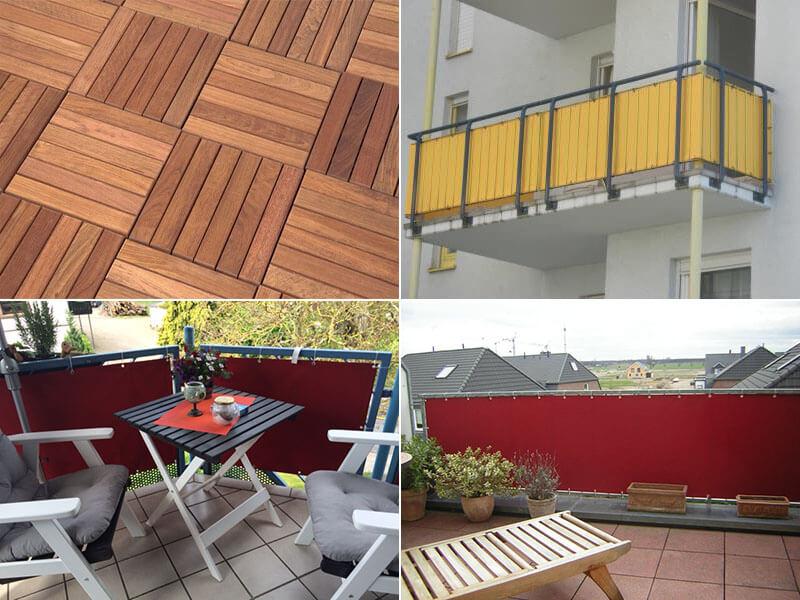 balkon tipp mit wenig aufwand zu einem neuen attraktiven. Black Bedroom Furniture Sets. Home Design Ideas